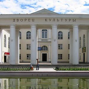 Дворцы и дома культуры Ковернино