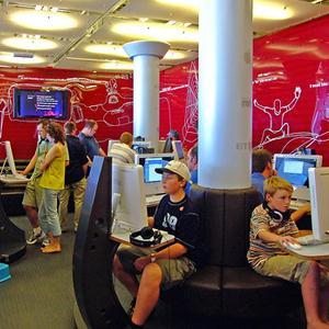 Интернет-кафе Ковернино