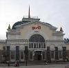 Железнодорожные вокзалы в Ковернино