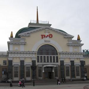 Железнодорожные вокзалы Ковернино