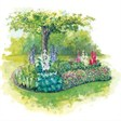 Загородный клуб Усадьба - иконка «сад» в Ковернино